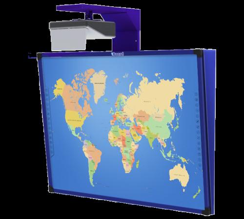 iBoard® Interactive Board 7100XL