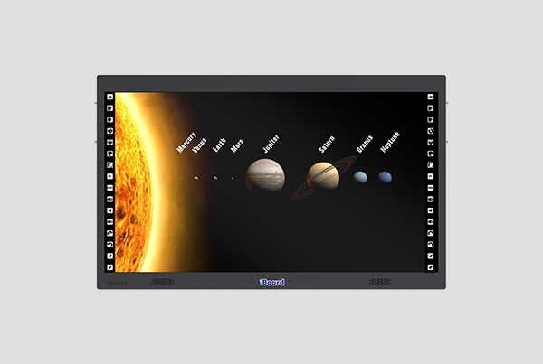 iBoard ® Interactive Board 9065 XL  (with removable computer)